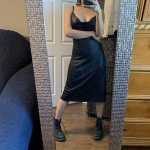 Babe liquid dress